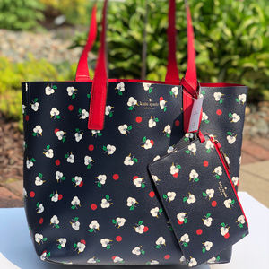 Kate Spade Arch Place Mya Breezy Floral Ditsy Tote
